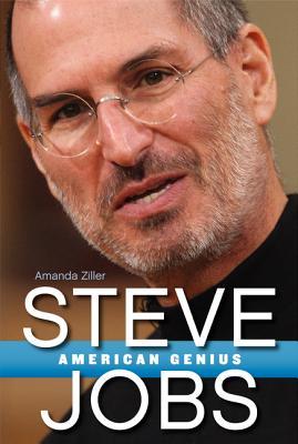 Steve Jobs By Ziller, Amanda