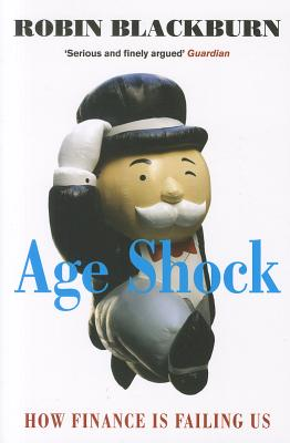 Age Shock By Blackburn, Robin